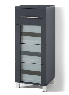 Armoire 4 tiroirs Ted, bpc living, anthracite