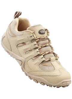 Chaussures de marche, bpc bonprix collection, beige sable